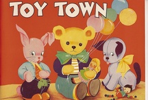 Vintage Toys #1 (and Some Books) / Beautiful Toys!!!!   Take a look at Vintage Toys #2 & #3 Boards to see some more! / by Nicole Souders