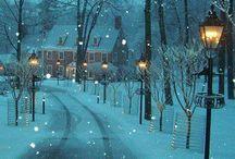 Winter  ⛄❄ / by Lorraine LaBruna