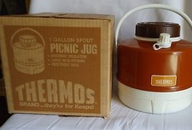 Thermos, Coolers, Jugs / by Nicole Souders