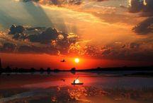 Sunrise~Sunset   / by Lorraine LaBruna