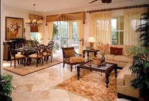 HOME: Living Rooms / by Doaa Nasser