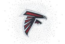 ATLANTA FALCONS - NFL COLLECTION / Meesh & Mia has created the perfect balance of Falcon pride and chic fashion apparel, to celebrate feminine football fans across the country! Whether throwing a party at home, or sitting in the stands, you'll surely look your best without sacrificing team spirit!  / by Meesh & Mia