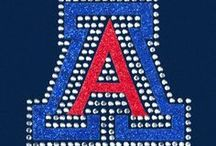 ARIZONA WILDCATS  / A place for the University of Arizona students, faculty, alumni, and fans to connect. Go Cats!!  / by Meesh & Mia