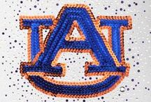 AUBURN TIGERS  / A place for Auburn University students, faculty, alumni, and fans to connect. Go Tigers!! / by Meesh & Mia
