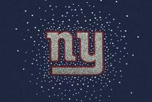 NEW YORK GIANTS - NFL COLLECTION / Meesh & Mia has created the perfect balance of Giants pride and chic fashion apparel, to celebrate feminine football fans across the country! Whether throwing a party at home, or sitting in the stands, you'll surely look your best without sacrificing team spirit! / by Meesh & Mia