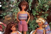 "It's A Little Girl's World / a copy of the  BARBIE ITEMS are now being moved to the board ""BARBIE CLOTHING, furniture, Etc"" / by Cathleen"