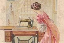 vintage sewing / by Roxanne Bowerman