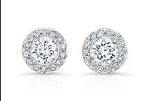 Diamond Earrings / by Natalie K