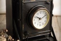 clocks / by Elaine Sullivan