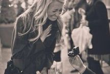 Proposals / Bring out the tissues and cuddle up with these newly engaged couples!  / by Natalie K
