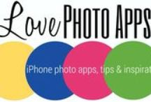 Best iPhone Photo Apps / The best iPhone photo apps. Find my iPhone photo apps class at: http://skl.sh/1appQ5f / by Nicole Siscaretti