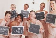 Bridesmaids / by Natalie K