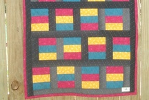 Quilted Fun / Quilting, sewing, etc / by Rachel Barlow