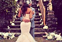 my imaginary wedding... a girl can dream / by Lauren Nicole