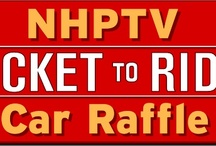 NHPTV Ticket to Ride Car Raffle / by New Hampshire Public Television