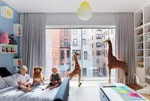 Kiddie Rooms / by Anita S.