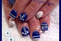 NAILS!! / Nails, Nails, and more Nails!! / by Jennifer Sedesse