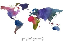 J'Adore the World / Travel, the gorgeous planet we live on and learn from, beautiful places, countries and cities and places I love, have been to or will go to / by Benté