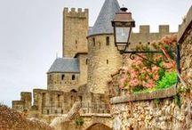 Castles / Where dreams begin ... / by Miss Jane