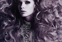wigs,falls,wefts weaves & do's / transformation with added on tresses / by Pincurls & Paint
