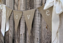 Bunting and Garlands / by Rachel Deerfield