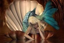 Lily's love of mermaids / by Rachel Deerfield