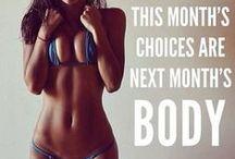 Get fit / by Caitlin Elizabeth