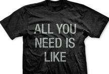 T-Shirts / by Judy Ludwig