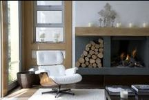 Fireplace  / by Vee Wintress