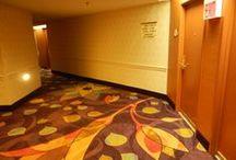2014 Corridor Remodel / The remodel of the Pyramid Corridor's. / by Luxor Las Vegas