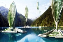Floating Architecture / by Inhabitat