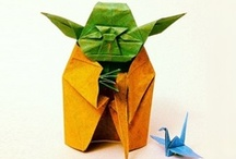 Origami Awesomeness / amazing things you can do with paper / by Inhabitat