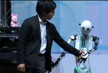 Robots / all things robots / by Inhabitat