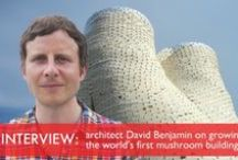 Designer Interviews / Interviews with the best and the brightest in the design world! / by Inhabitat