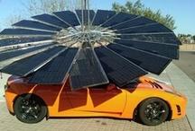 Solar Powered Stuff / photovoltaic awesomeness / by Inhabitat