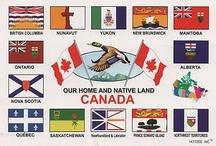 CANADA / by Arlene McKnight