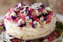Edible art / Almost too beautiful to eat / by Mindy Laube
