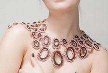 Jewellery / by Ina Sutherland van Aarde