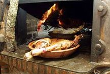 Pizza Oven / Adobe Pizza Oven, fire pit, Grn Egg & dough/flat bread recipe ideas for backyard fun. / by Lisa Kramer-Murray