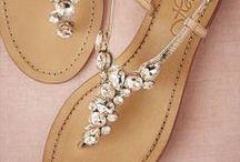 WEDDING SHOES / Wedding shoes; bridal shoes + heels / by Emmaline Bride | Handmade Wedding Blog