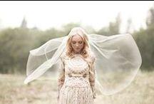 VEILS / Wedding veils, handmade bridal veils / by Emmaline Bride | Handmade Wedding Blog