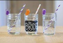 BRIDAL SHOWER / Bridal shower ideas, inspiration, planning tips, advice, bridal shower invitations / by Emmaline Bride | Handmade Wedding Blog