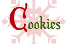C is for Christmas Cookies / Day 3 of the HANDMADE HOLIDAY project at www.sas-does.blogspot.com / by Anna S
