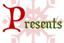 P is for Presents (handmade and wrapped) / by Anna S
