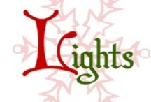 L is for Lights Handmade Holidays / by Anna S