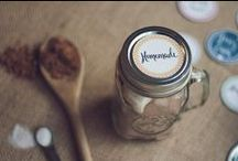 MASON JARS / Mason jars, mason jar crafts, diy mason jar ideas / by Emmaline Bride | Handmade Wedding Blog
