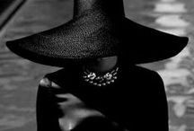 Black / by Aglaia Semenko