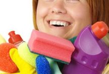 Cleaning Tips / by Cheryl Page