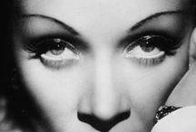 Marlene Dietrich◆Greta Garbo / by Iris van White