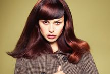 REDHEADS / Red haircolor / by Sharon Angemeer-Despines